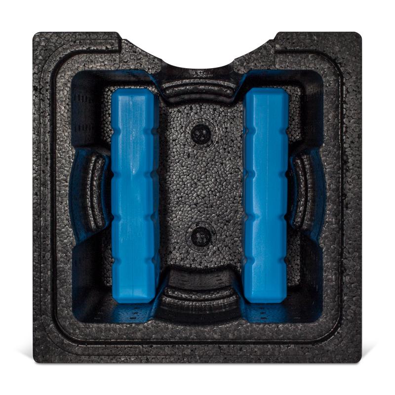 Cooling Cubes Unterteil mit Geheimfach
