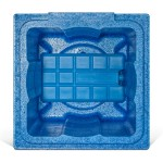 Cooling Cubes MIX!T :: Blau & Weiß