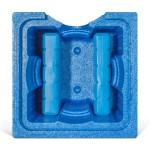 Cooling Cubes MIX!T :: Weiß & Blau