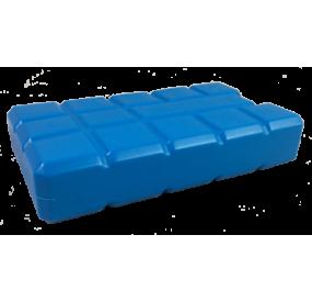 1x Kühlakku Kühlelement für Cooling Cubes 400g blau