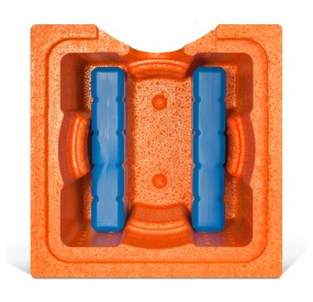 Cooling Cubes - Curl
