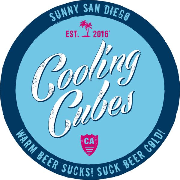 Cooling Cubes Logo alternative