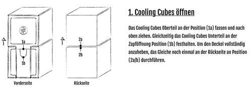 Cooling Cubes öffnen