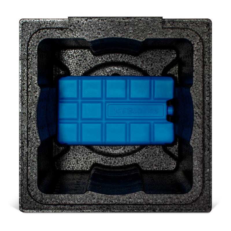 Cooling Cubes Oberteil mit geschützter Luftkühlung