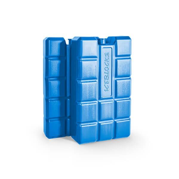 2x Kühlakkus Kühlelemente für Cooling Cubes 400g blau