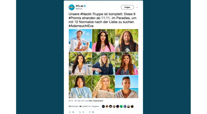 Marius Hoppe Nackt Bei Adam Sucht Eva 2017 Folge 5 Adam Sucht Eva